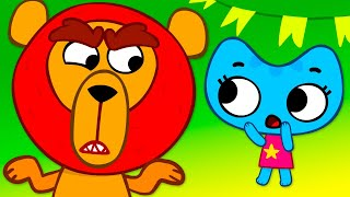 Котики, вперед!  Циркус - Пыркус - Серия 35 - обучающие мультфильмы для детей