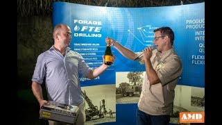 VIDEO OF THE ABIDJAN MINING DRINKS OF SEPTEMBER 2018 SPONSORED BY FTE DRILLING