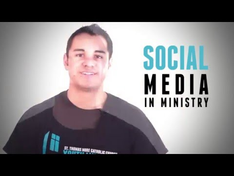 Social Media in Church Ministry - 5 Quick Tips