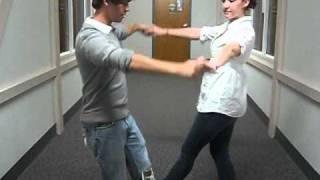 Jump Jive and Wail Choreography