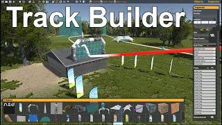 Wings Simulator - Track Builder Tutorial