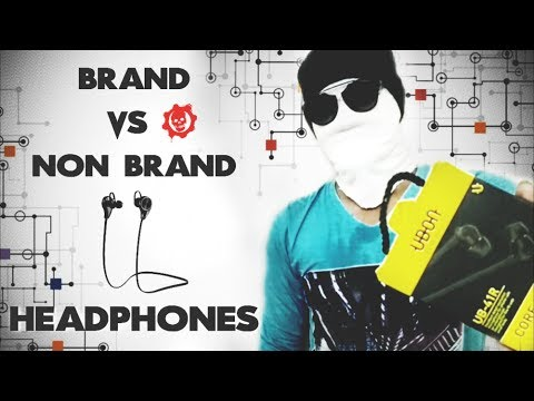 Gadgets REVIEW in Tamil - 100rs vs 1000rs HEADPHONES unboxing