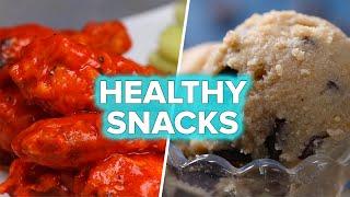 Healthy Versions Of Unhealthy Snacks