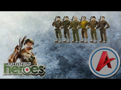 Battlefield Heroes [GamePlay] (CZ,HD)