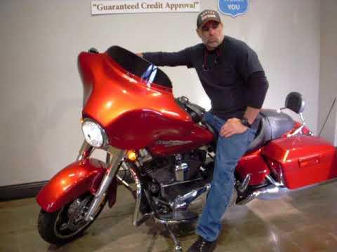 2012 Harley-Davidson Street Glide® in Mentor, Ohio