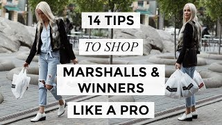 14 TIPS TO SHOP MARSHALLS + WINNERS LIKE A PRO | SHOPPING | Liv Judd