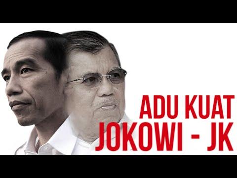 Adu Kuat Jokowi-JK