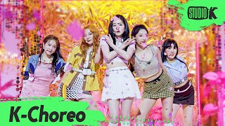 [K-Choreo 8K HDR] 레드벨벳 직캠 'Queendom' (Red Velvet Choreography) l @MusicBank 210820