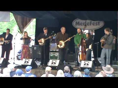 Peter Wernick and Friends- Huckaling The Berries- Merlefest 2012.mpg