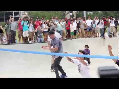 Historic 4th Ward Skatepark Grand Opening - Atlanta, Georgia, 6/11/11
