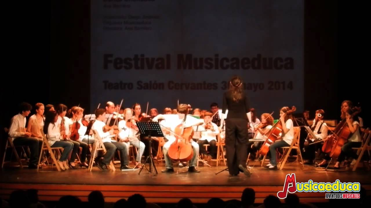 Danza Chelística - Orquesta y Coro Musicaeduca - Juventudes Musicales
