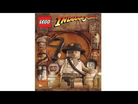 Vidéo LEGO Jeux vidéo PS3IJ2 : Lego Indiana Jones 2 PS3