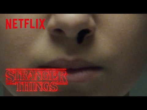 Stranger Things Season 2 Teaser 'Nosebleed'