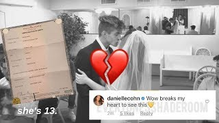 The End Of Danielle Cohn And Mikey Tua... (she's 13)