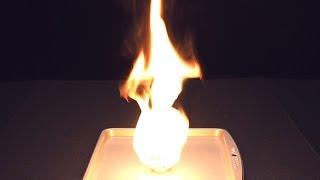 10 experiências com fogo que vão te deixar impressionado