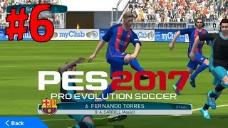 PES 2017-PRO EVOLUTION SOCCER - Event Mode - Challenge 6 - iOS/Android - EP6