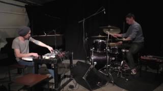 Salavat Safiullin (guitar, electronics) / Alexey Ivanov (drums)