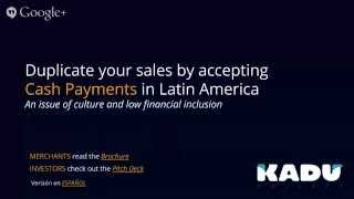 How To Duplicate Your Sales In Latin America