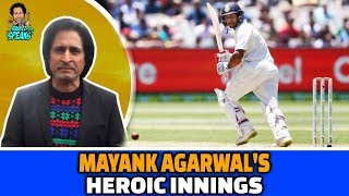 Mayank Agarwal's Heroic Innings | IND vs BAN | 1st Test Day 2
