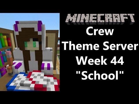 Minecraft - Your Theme Builds - Week 44 - School
