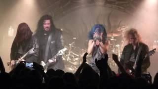 Arch Enemy - No Gods No Masters @ Colos-Saal, Aschaffenburg 2016-08-04