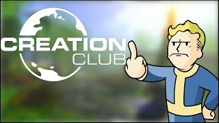 Fallout 4's Creation Club is Officially Here, and it's Expensive and Very Disappointing