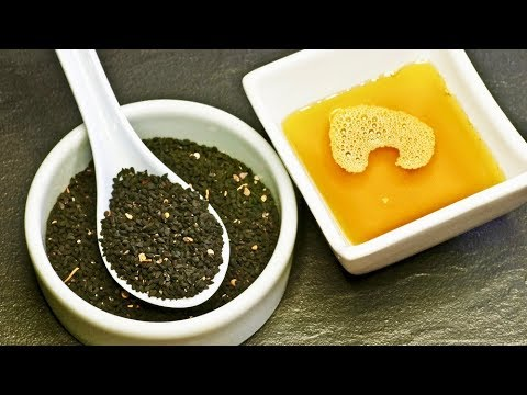 Eat Honey Mixed With Black Seed Oil, THIS Will Happen To Your Body!