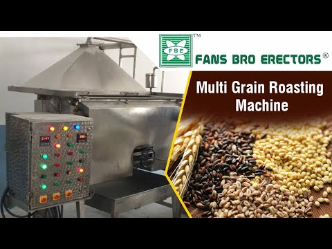 Fansbro Maida Roasting Machine