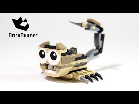 Vidéo LEGO Mixels 41522 : Scorpi