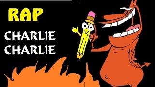 charlie charlie rap - base de rap de terror / juego del diablo