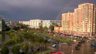 Красивая Радуга в Казани !
