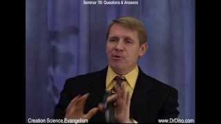 The Kent Hovind Creation Seminar (7b of 7): Questions & Answers