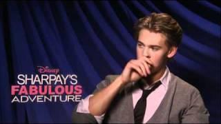 Sharpay's Fabulous Adventure's : interview