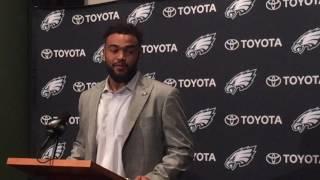 2017 1st-round draft pick Derek Barnett on playing for Eagles