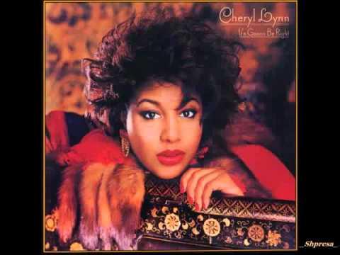 Cheryl Lynn – It's Gonna Be Right