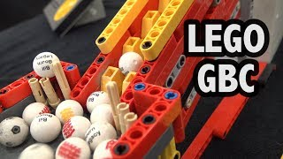 LEGO Great Ball Contraption at Brickworld Indy 2019