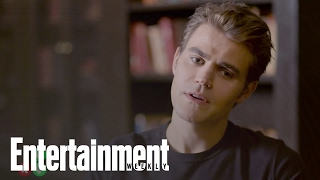 Пол Уэсли, Vampire Diaries' Paul Wesley plays Who Said It: Stefan or a Disney character?