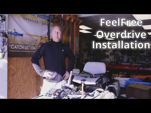 How to Install the Feelfree Overdrive System