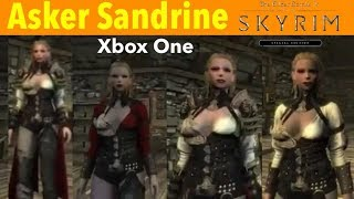 Skyrim SE Xbox One Mods|Asker Sandrine