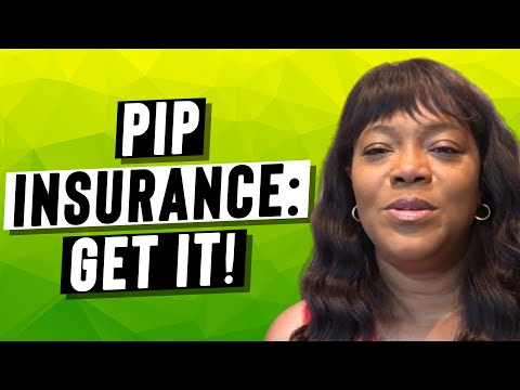 video thumbnail PIP Insurance: Get It!