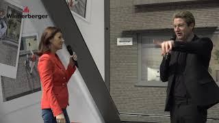 #WienerbergerWall met Jani Kazaltzis