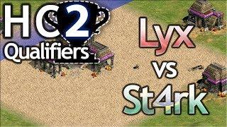 Hidden Cup 2 Qualifiers | St4rk vs Lyx!