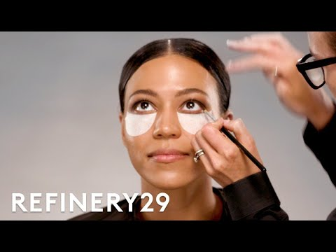 I Got Transformed Into Tessa Thompson | Beauty Evolution | Refinery29