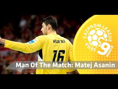 Man of the match: Matej Asanin (PPD Zagreb vs Tatran Presov)