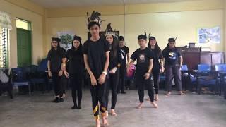 Una-Una Kaya Ati-Atihan Dance