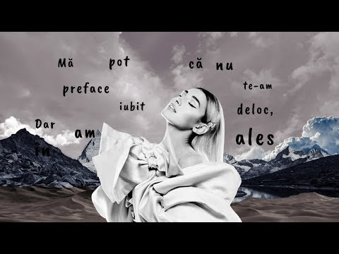 Alina Eremia Anotimpuri Lyric Video