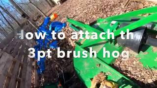 john deere 1025r attachments brush hog - Thủ thuật máy tính