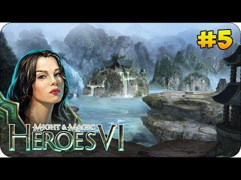 Прохождение игры герои меча и магии 6 воля императора