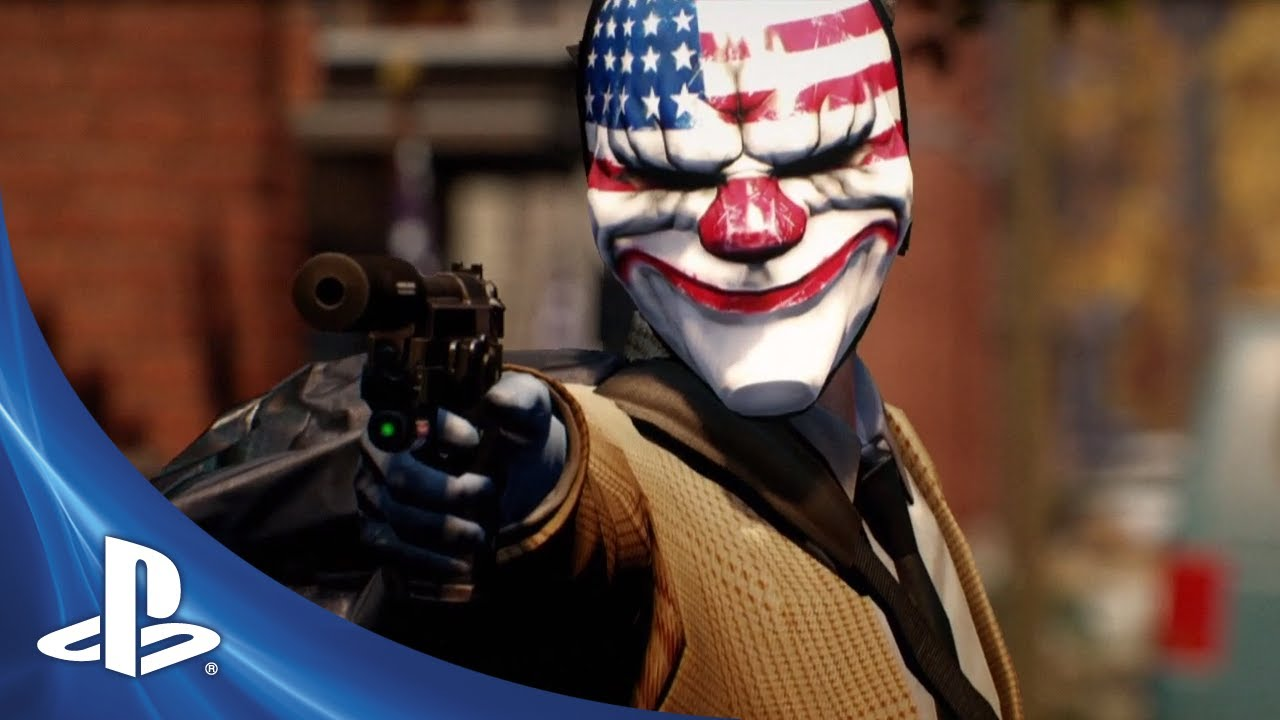 Payday 2 Out Today, Plan the Ultimate Co-op Heist
