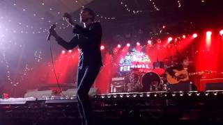 "Suede ""the big time"" acoustic @ BBC6 festival 13022016"